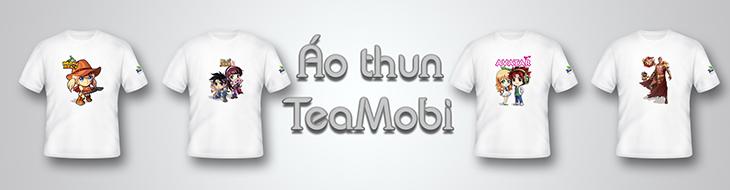 Áo thun TeaMobi